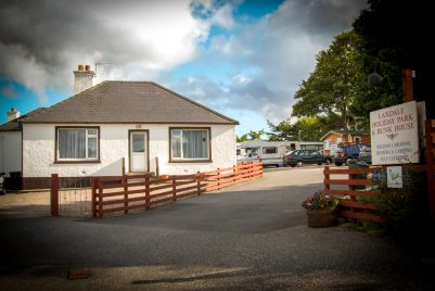 Laxdale Holiday Park - Isle of Lewis - Self-Catering Bunglaow 25